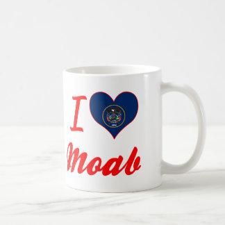 I Love Moab, Utah Mugs