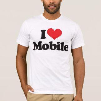 I Love Mobile T-Shirt