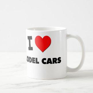 I Love Model Cars Mug