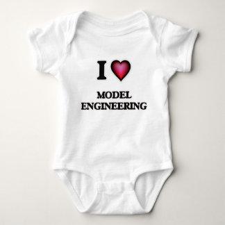 I Love Model Engineering Tee Shirt
