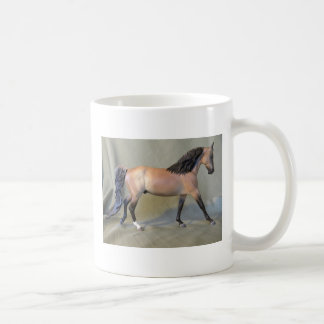 I Love Model Horses! Basic White Mug