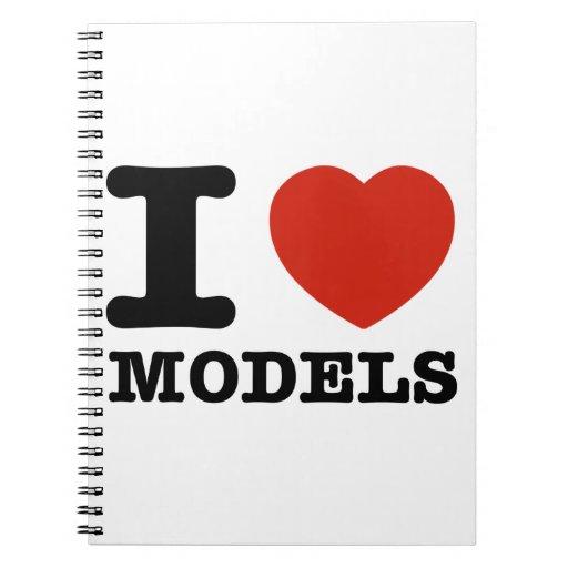 I love models journals