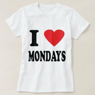 I love mondays icon shirt