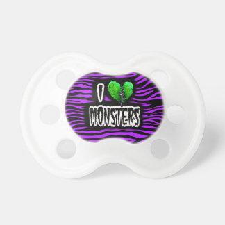 I Love Monsters Dummy
