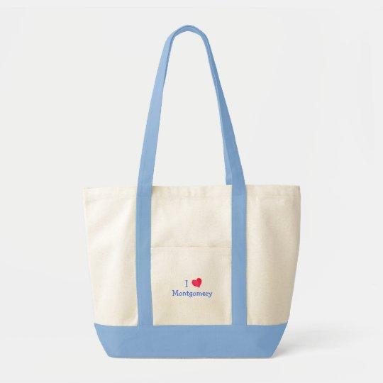 I Love Montgomery Bag