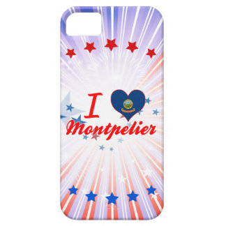 I Love Montpelier, Idaho iPhone 5 Covers