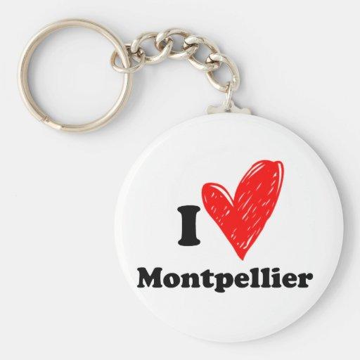 I love Montpellier