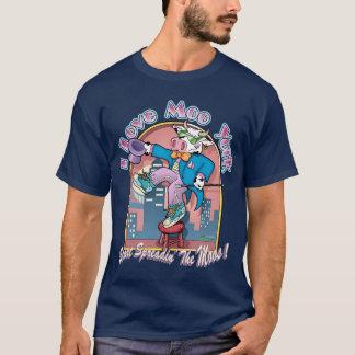 I Love Moo York Shirt