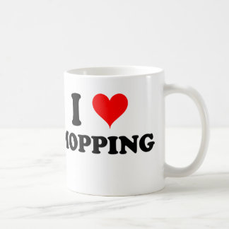 I Love Mopping Coffee Mug