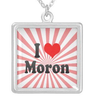 I Love Moron, Argentina Pendant