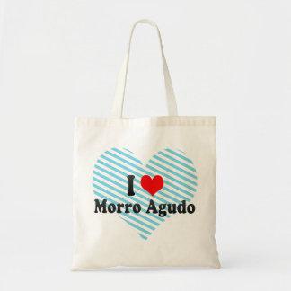 I Love Morro Agudo, Brazil Bag
