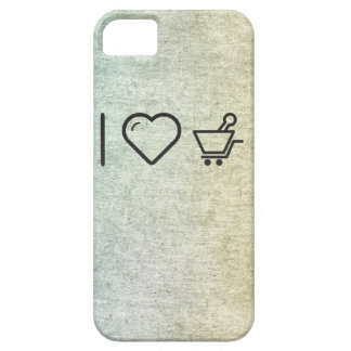 I Love Mortar iPhone 5 Cases