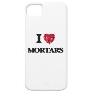 I Love Mortars iPhone 5 Cover