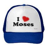 I Love Moses Cap