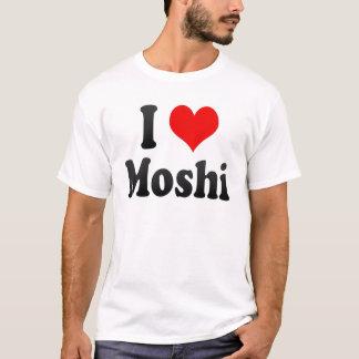 I Love Moshi, Tanzania T-Shirt