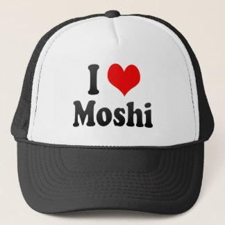 I Love Moshi, Tanzania Trucker Hat
