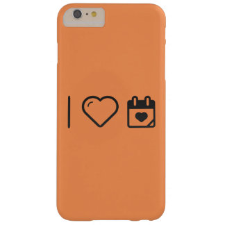 I Love Mother�s Day Barely There iPhone 6 Plus Case