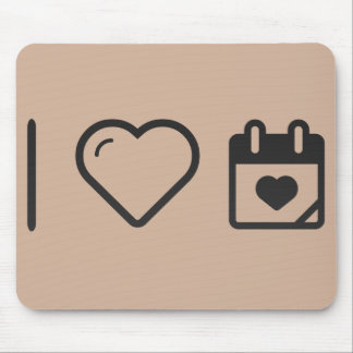 I Love Mother�s Day Mouse Pad