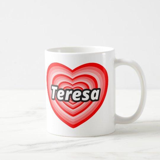 I love Mother Teresa Coffee Mug