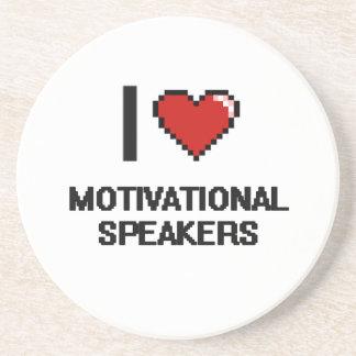 I love Motivational Speakers Coasters