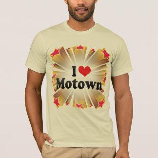 I Love Motown T-Shirt