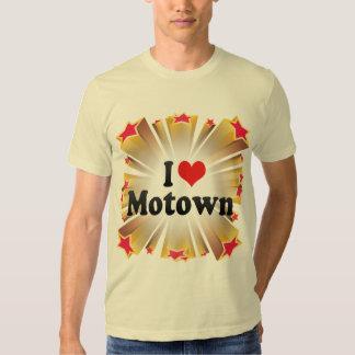 I Love Motown Tees