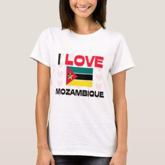 I Love Mozambique T-Shirt