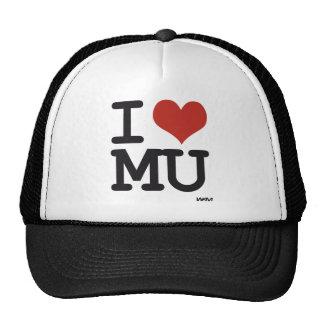 I love MU Cap