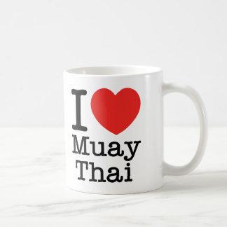 I Love Muay Thai Coffee Mug