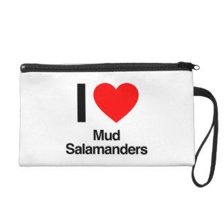 i love mug salamanders wristlets