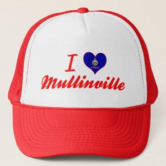 I Love Mullinville, Kansas Trucker Hat