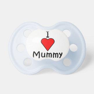 I love Mummy Pacifier