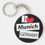 I Love Munich Germany