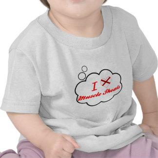 I Love Muscle Shoals, Alabama T-shirts