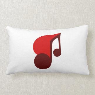 I Love Music Pillow