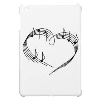 I love Music Design iPad Mini Case