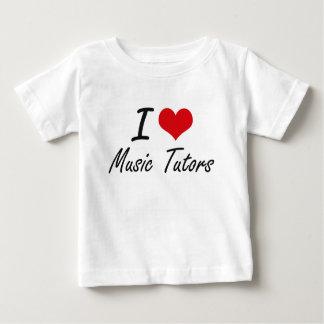 I love Music Tutors Tee Shirt