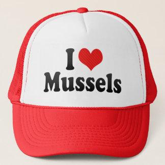 I Love Mussels Trucker Hat