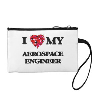 I love my Aerospace Engineer Change Purse