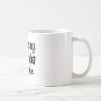 I love my Aerospace engineer  wife Basic White Mug