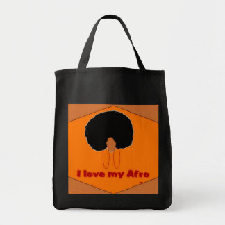 I love my Afro Bag