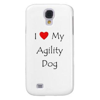 I Love My Agility Dog Samsung Galaxy S4 Case