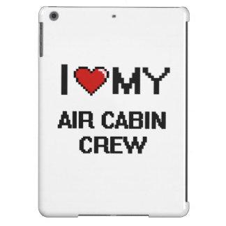 I love my Air Cabin Crew Cover For iPad Air