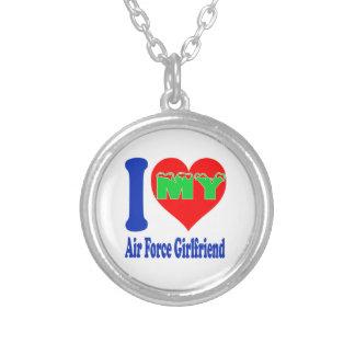 I love my Air Force Girlfriend. Custom Jewelry