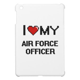 I love my Air Force Officer Cover For The iPad Mini