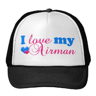 I love my Airman Hat