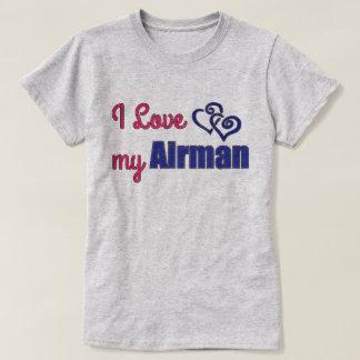I Love my Airman, shirt