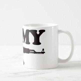 I Love My AK47 Mug