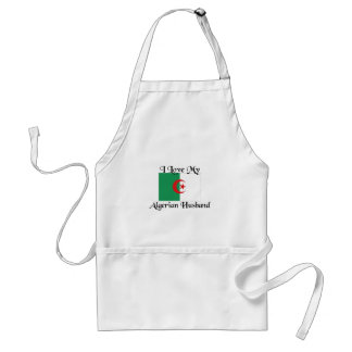 I love my algerian husband standard apron