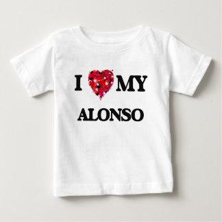 I love my Alonso Infant T-Shirt